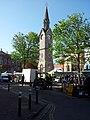Aylesbury Town clock tower and market - panoramio.jpg