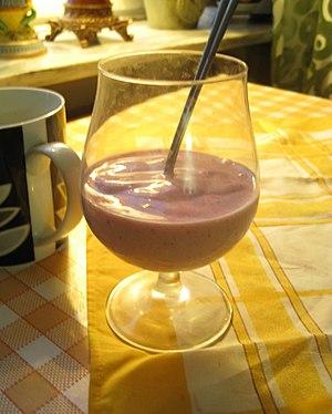 Svenska: En smoothie år 2009