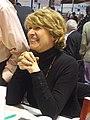 Béatrix de L'Aulnoit à la foire du livre 2010 de Brive la Gaillarde.JPG