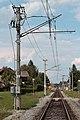 Bürmoos - Ort - Stierlingwaldstraße - Bahnstrecke Ostermiething - 2018 07 15-2.jpg