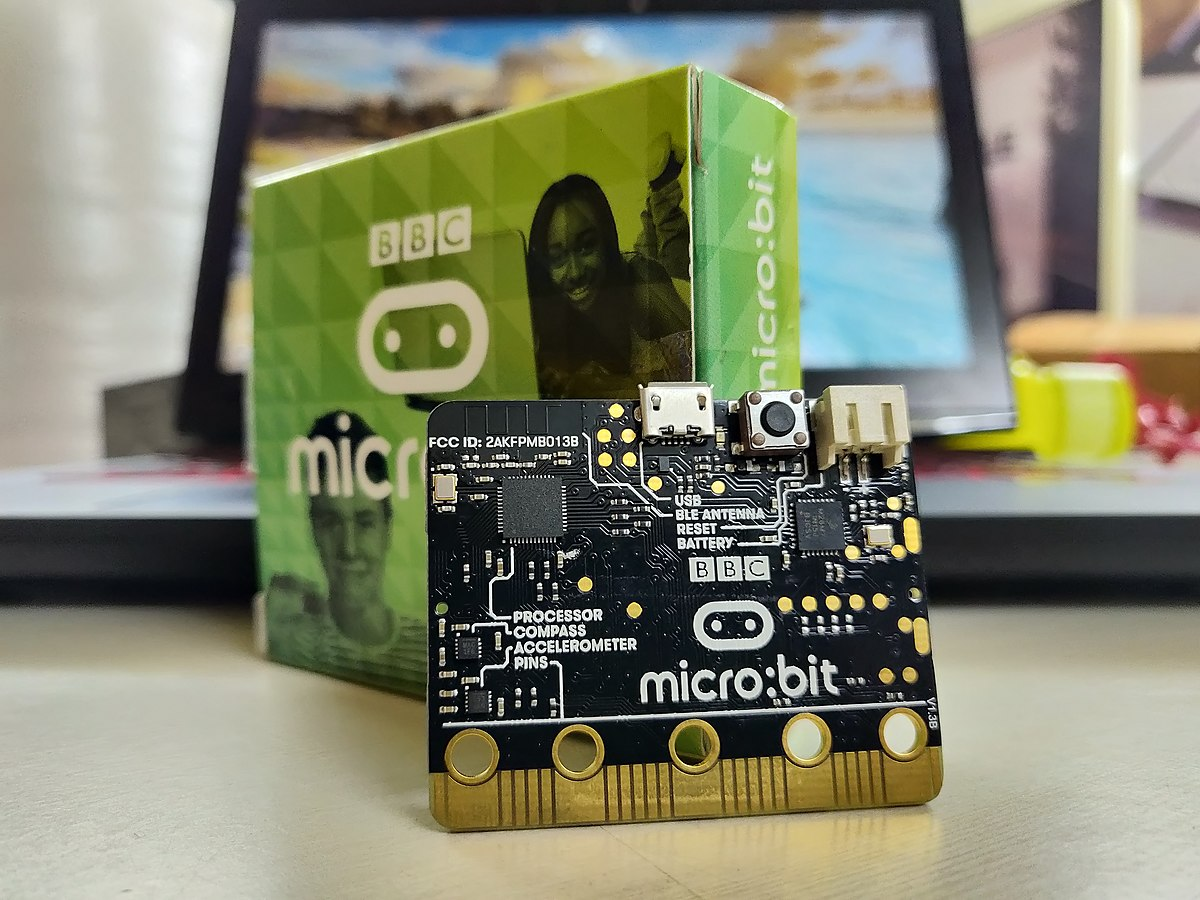 Micro Bit Wikipedia Electronic Shock Sensor Free Circuits 8085 Projects