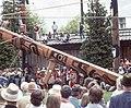 BC Museum Haida Pole Raising June 9, 1984006-LR (34640580943).jpg