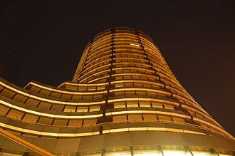 Economy of Switzerland - The Bank for International Settlements in Basel.