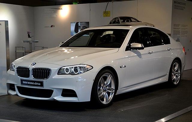 BMW M550d xDrive (F10)