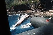 RPS Datu Kalantiaw aground 1