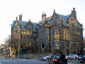 BU Castle - The BU Castle on Bay State Road