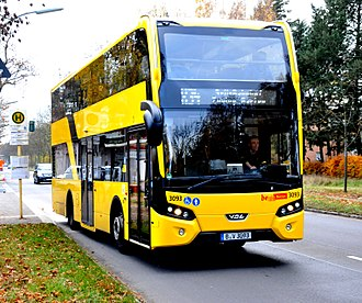 VDL Bus & Coach - VDL Citea DLF-114