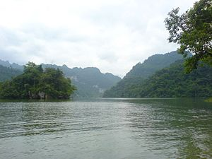 Bắc Kạn Province - Ba Bể Lake