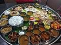 Baahubali thali - Ponnusamy Hotel,chennai - Tamil Nadu - DSC 001.jpg