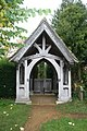 Back of the lych gate - geograph.org.uk - 1573620.jpg
