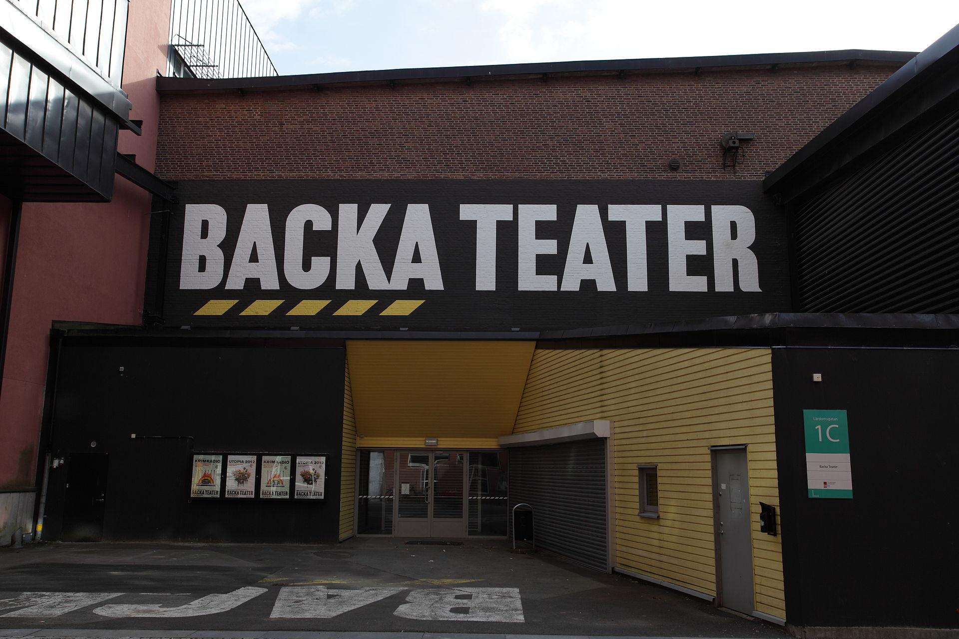 göteborg teater