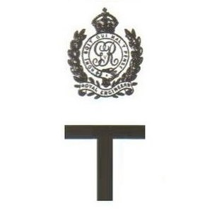 Tunnelling companies of the Royal Engineers - Image: Badge of the Tunnelling Companies of the Royal Engineers