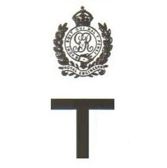 1st Australian Tunnelling Company - Image: Badge of the Tunnelling Companies of the Royal Engineers