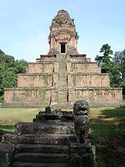 Baksei Chamkrong gần Angkor Thom