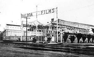 Balboa Amusement Producing Company - An image of the studio