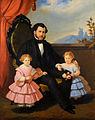 Baldassare Verazzi - Retrato de caballero y niñas.jpg