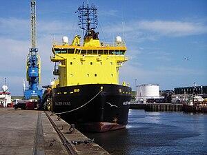 Ship prefix - AHTS ''Balder Viking''