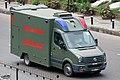 Bangladesh Army Volkswagen Crafter Ambulance. (44248838195).jpg