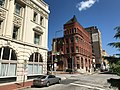 Barenburg Eye Associates Building, 100 Park Avenue, Baltimore, MD 21201 (35399175710).jpg