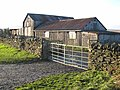 Barn near Ruffside Hall - geograph.org.uk - 282270.jpg