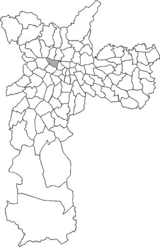 Barra Funda (district of São Paulo) - Image: Barra Funda