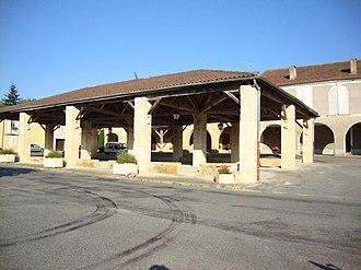 Barran - Market hall
