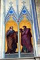 Barth Marienkirche - Fresko 2 Apostel.jpg