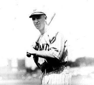 Travis Jackson American baseball player