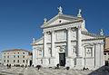 Basilica di San Giorgio Maggiore a Venezia Facciata d ingresso.jpg