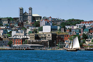 St. John's, Newfoundland and The Basilica of S...
