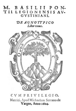 Basilio Ponce de León (1604) De agno typico liber unus.png