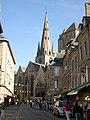 Basilique Notre-Dame de Bon-Secours de Guingamp - Guingamp - Côtes-d'Armor - France - Mérimée PA00089179.jpg