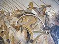 Battaglia di isso, prob. copia di opera del IV sec ac di philoxenos d'eretria, 125-120 ac ca. da casa del fauno a pompei, 10020, 07.JPG