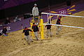 Beach volleyball at the 2012 Summer Olympics (7925359778).jpg