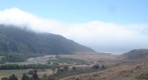 Bear River (Humboldt County) - Mouth of the Bear River