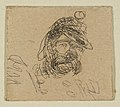 Bearded Man in Soldier's Cap (from Sketches on the Coast Survey Plate) MET DP814851.jpg