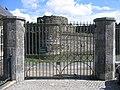 Beaumaris Castle from Castle Street - geograph.org.uk - 491469.jpg