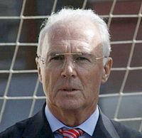 Beckenbauer in 2008