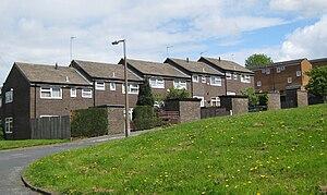 Beckhill - Image: Beckhill Gardens 1