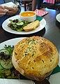 Beef Bourgignon pot pie at Brambles Bistro (16403408365).jpg