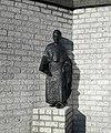 Beeld Titus Brandsma door Gerard Mathot, Pieter Bondamplein, Nijmegen.jpg