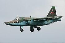 Belarus Air Force Sukhoi Su-25 Pichugin-1.jpg