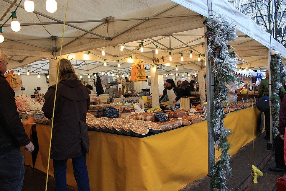 Belfast Christmas Continental Market (17), December 2009