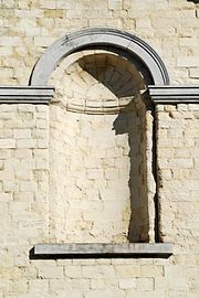 Glise saint jean l 39 vang liste de genappe wikip dia - La porte bleue belgique ...