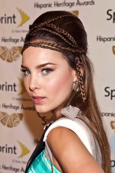 Picture of a band or musician: Belinda