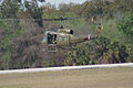Bell UH-1H Iroquis Huey Swoops in 05 TICO 13March2010 (14598770822).jpg