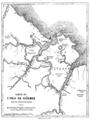 Bellin, L'isle de Caïenne et ses environs (Cartographie), Voyage dans la Guyane française, Hachette, 1866.png