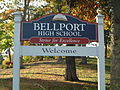 Bellport High School welcome sign.jpg