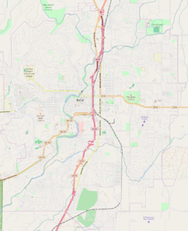 Pilot Butte is located in Bend OR