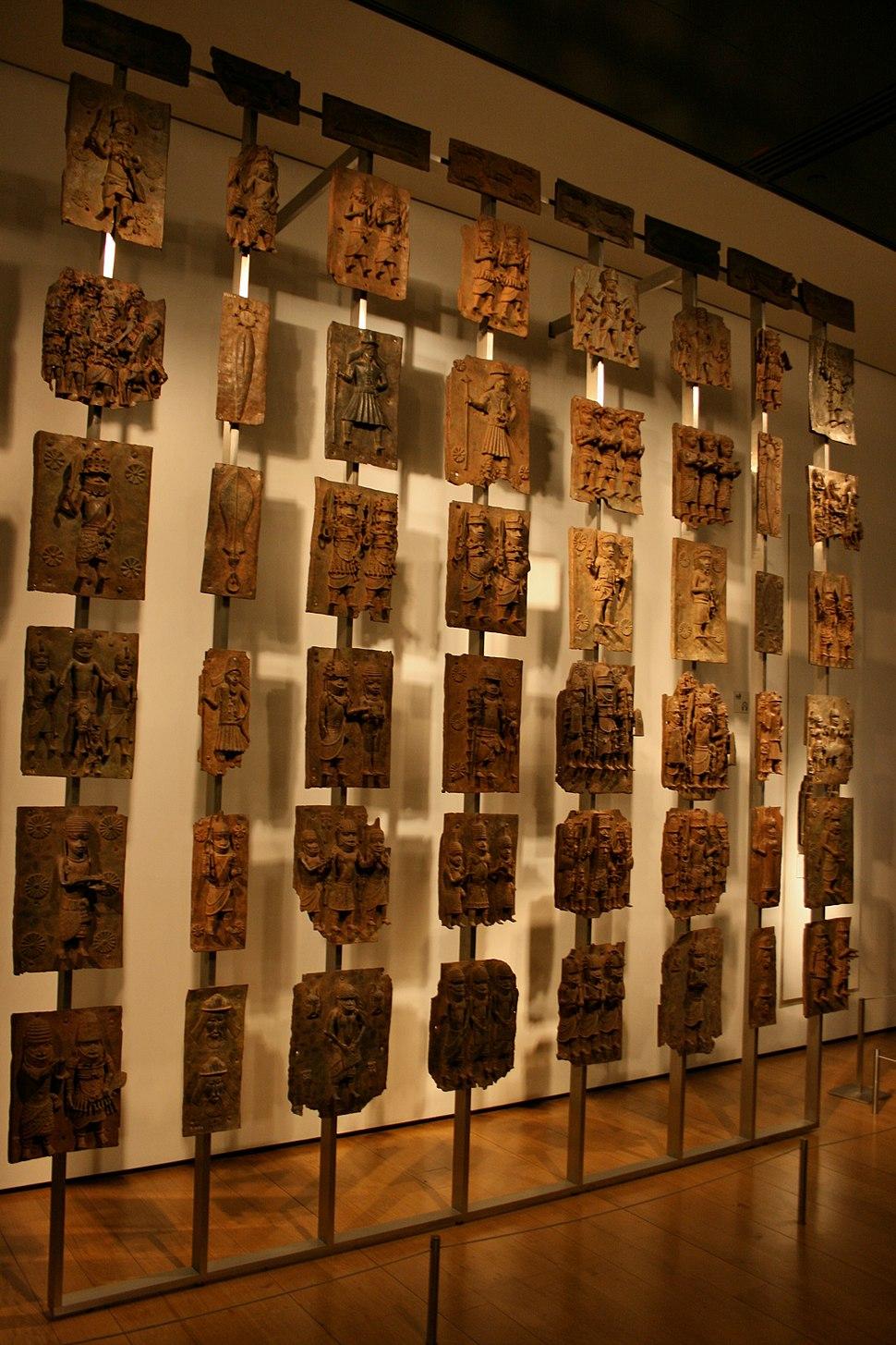 Benin Bronzes at the British Museum 1